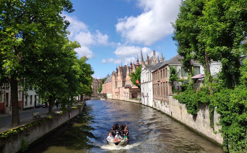 Bruges: la città uscita dalle fiabe