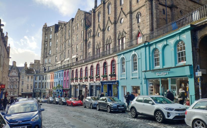 Edimburgo, meraviglia scozzese